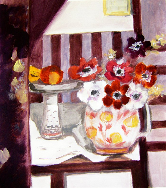 Still life study per Margaret Preston