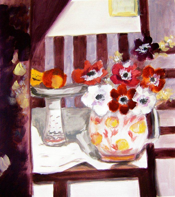 Still life study per Margaret Preston