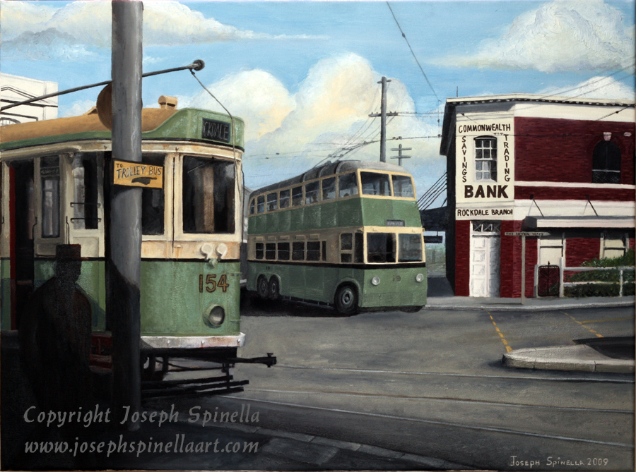 Sydney Steam Tram